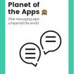 Planet of the apps. Un projet de Marketing digital de Julio Fernández-Sanguino - 22.04.2019