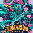 Salón Visual Bacánika . Un projet de Illustration, Scénographie et Illustration vectorielle de Juan Villamil - 22.04.2019