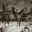 Sonoma Ranches. Um projeto de Colagem e Ilustração de Randy Mora - 01.05.2019