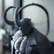 Modelado para impresion 3D hellboy. Un progetto di Animazione 3D, Modellazione 3D , e Character design 3D di Luis Alberto Gayoso Berrospi - 01.05.2019