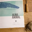 Alma Animal. A Illustration, and Printing project by Pablo Salvaje - 10.11.2017