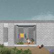 Casa Para Axel. Un progetto di Architettura di PALMA - 11.06.2019