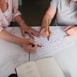 WORKSHOPS CALIGRAFIA. Un progetto di Calligrafia , e Tipografia di Bego Viñuela Galarraga - 10.06.2019