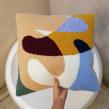 Abstracto. Un projet de Design , Artisanat , et Broderie de Caro Bello - 03.02.2019