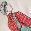 El talento. A Embroider project by Bugambilo - 06.28.2019