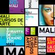 MALI - Un museo de todos para todos. A Design, Br, ing und Identität, Verlagsdesign, Grafikdesign und Logodesign project by Studio A - 01.03.2010