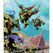IDW Publishing Comics Covers. Un proyecto de Cómic e Ilustración de Gabriel Rodríguez - 09.07.2019