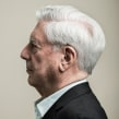 Mario Vargas Llosa para Esquire Colombia. A Fotografie, Porträtfotografie, Beleuchtung für Fotografie und Studiofotografie project by Ricardo Pinzón Hidalgo - 22.07.2019