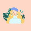 Personajes. Um projeto de Ilustração, Ilustração vetorial, Ilustração digital e Ilustração infantil de Ana Blooms - 24.05.2019