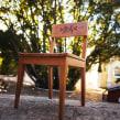 Silla TOH. Un proyecto de Diseño de muebles, Diseño industrial y Pattern Design de Christian Pacheco Quijano - 15.04.2019