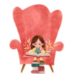 Matilda y Tronchatoro - Diseño de personajes. A Illustration, Design von Figuren, Verlagsdesign, Digitale Illustration und Kinderillustration project by Gemma Román - 08.03.2019