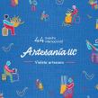 Feria Internacional Artesanía UC. A Illustration, Br, ing, Identit, Graphic Design, Lettering, Icon design, and Embroider project by Belén La Rivera - 12.01.2017