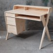 Escritorio Maderístico. A Furniture Design, and Product Design project by Patricio Ortega (Maderística) - 08.22.2019