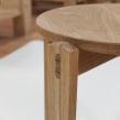 Taburetes Encina para Juan Pablo. Un proyecto de Artesanía, Diseño de muebles y Diseño de producto de Patricio Ortega (Maderística) - 22.08.2019