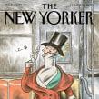Estas son las tapas que hice para la revista The New Yorker (y algunos bocetos también ...). Un proyecto de Ilustración de Liniers - 27.06.2019
