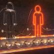 TVN | La Huincha - ID. Um projeto de Animação 3D, Direção de arte e Motion Graphics de Roberto González - 20.12.2018