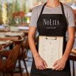 Nolita. Un proyecto de Diseño, Dirección de arte, Br, ing e Identidad, Diseño gráfico y Diseño de logotipos de HUMAN - 29.08.2019