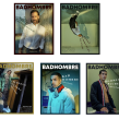 COVERS BAD HOMBRE SEPTEMBER ISSUE. A Fotografie und Modefotografie project by VIRIDIANA - 02.09.2019