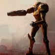 Metroid. Um projeto de Concept Art, Design de jogos e Design de personagens de J.Alexander Guillen - 03.09.2019