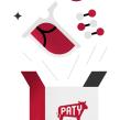 Paty Iconos. Um projeto de Diseño de iconos e Ilustração digital de Hermes Mazali - 05.09.2019
