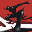 Nike Ident. Un proyecto de Ilustración, Motion Graphics, Animación, Dirección de arte, Diseño de personajes, Animación de personajes y Animación 2D de Numecaniq - 01.07.2019