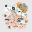 Fábulas Visuales. Un proyecto de Ilustración de Juan Dellacha - 20.09.2019