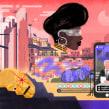 Ilustraciones Editoriales. Un proyecto de Ilustración e Ilustración digital de Juan Dellacha - 20.09.2019