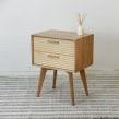 Veladores en Jequitibá y Mañío. Un proyecto de Diseño, Artesanía y Diseño de muebles de Patricio Ortega (Maderística) - 24.09.2019