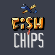 Fish and Chips. A Lettering project by Iker J. de los Mozos - 09.27.2019