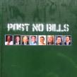 Post No Bills. Un proyecto de Creatividad de Ji Lee - 22.10.2019