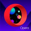 Opera Browser. Un projet de Design graphique de Pupila - 08.11.2019