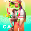 Totto Diseños colección VIVA. Un projet de Character Design et Illustration de Edgar Rozo - 10.11.2019