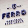 FERRO. Un projet de Br, ing et identité , et Packaging de Pupila - 12.11.2019