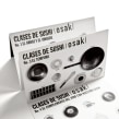 Clases de sushi / Osaki. A Br, ing, Identit, Graphic Design, Cop, writing, and Product photograph project by Arutza Rico Onzaga - 07.14.2012