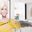 Vivienda en Ibiza. Un proyecto de Diseño de muebles, Diseño de interiores y Decoración de interiores de Miriam Alía - 30.07.2017