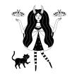 Halloween. Um projeto de Ilustração e Ilustração digital de Sara Tomate - 14.12.2019