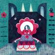 Ilustración editorial. Um projeto de Design, Ilustração, Design de personagens, Ilustração digital e Ilustração infantil de Flavia Z Drago - 31.12.2019