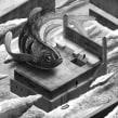 Sueño con serpientes de mar. Um projeto de 3D e Ilustração de Kamui MG - 10.01.2020