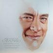 Tom Hanks en lápices de colores. A Illustration, Fine Art, Pencil drawing, Drawing, Portrait illustration, Portrait Drawing, Realistic drawing, and Artistic drawing project by Néstor Canavarro - 01.10.2020