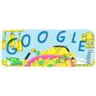 Google Doodle. Un proyecto de Animación e Ilustración de Alfonso De Anda - 19.08.2019