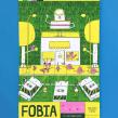 Poster Pastel. Un projet de Illustration de Alfonso De Anda - 04.10.2019