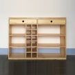 Mueble a medida. A Furniture Design, and Woodworking project by Andrea Cortés (Barcelona Wood Workshops) - 01.23.2020