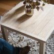Mesa de centro. Un projet de Fabrication de meubles , et Charpenterie de Andrea Cortés (Barcelona Wood Workshops) - 23.01.2020