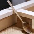 Cuchara de Cerezo. Un projet de Conception de produits , et Charpenterie de Andrea Cortés (Barcelona Wood Workshops) - 23.01.2020