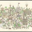 Atelier Choux Paris. Un proyecto de Ilustración, Diseño de producto y Dibujo de Mattias Adolfsson - 28.01.2020