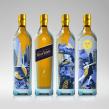 Johnnie Walker Blue Label Special Edition. Un proyecto de Ilustración, Diseño de producto, Ilustración vectorial e Ilustración digital de Vero Escalante - 30.09.2018