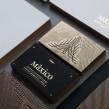 Maxico. Un proyecto de Dirección de arte, Br, ing e Identidad, Diseño editorial, Pattern Design y Diseño de logotipos de Monotypo Studio - 02.02.2020