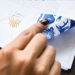 Pami Snacks. Um projeto de Ilustração, Br, ing e Identidade, Packaging, Pattern Design, Design de logotipo e Pintura em aquarela de Monotypo Studio - 02.02.2020