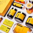 Black Appys . Um projeto de Ilustração, Direção de arte, Br, ing e Identidade, Packaging, Diseño de iconos e Design de logotipo de Monotypo Studio - 02.02.2020