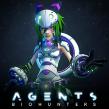 Hune -  Agents: Biohunters. Un proyecto de 3D, Modelado 3D, Videojuegos, Diseño de personajes 3D, Diseño 3D y Desarrollo de videojuegos de Manu Herrador - 03.02.2020